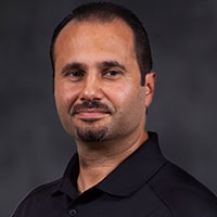 Mike Fazari, Service Manager